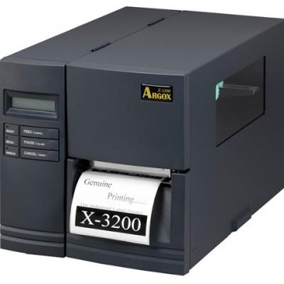 Argox X-3200 Endüstriyel Barkod Yazıcı