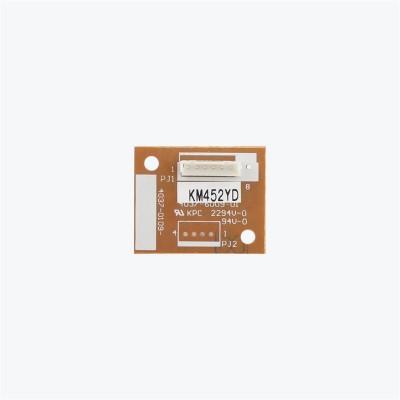Develop IU-612Y Drum Unit Chip Sarı IU-612 İneo+452, +552, +652