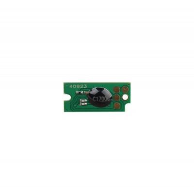 Epson CX17 Toner Chip Mavi C1700-C1750 (S050613)