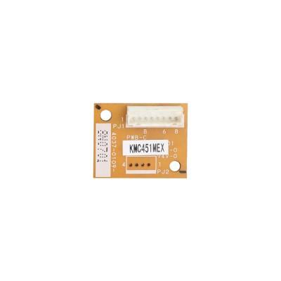 Minolta IU-610 Drum Chip Kırmızı C451-C550-C650