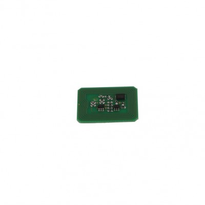 Oki C5850-C5950 Toner Chip Sarı (43865741)