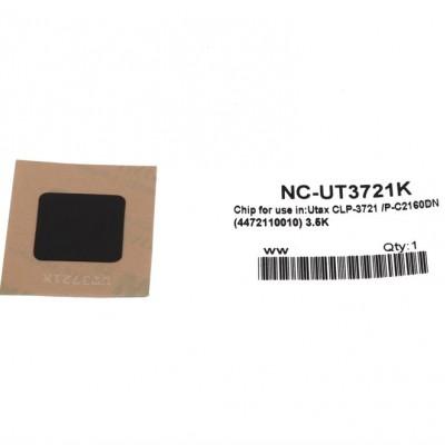 Utax P-C2160 Siyah Toner Chip CLP3721-CLP4721 DC6526-6626 CD5526
