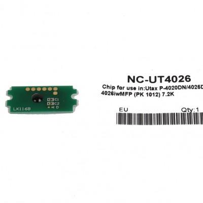 Utax-Triumph Adler P4020 Toner Chip P4025-P4026 PK-1012 (1T02S50UT0)