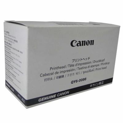 Canon QY6-0086 Siyah Orjinal Baskı Kafası