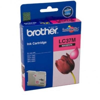 Brother LC37M Kırmızı Orjinal Kartuş
