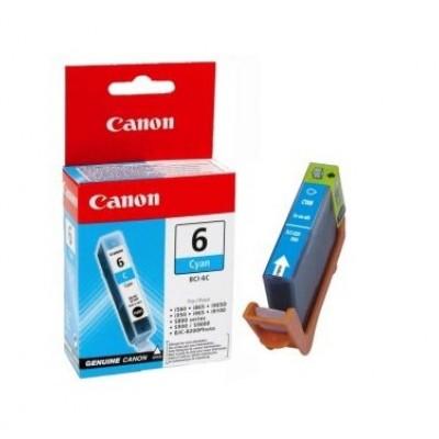 Canon BCI-6C Mavi Orjinal Kartuş