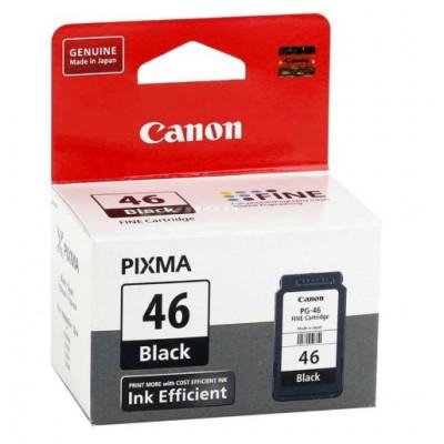Canon PG-46 Siyah Orjinal Kartuş