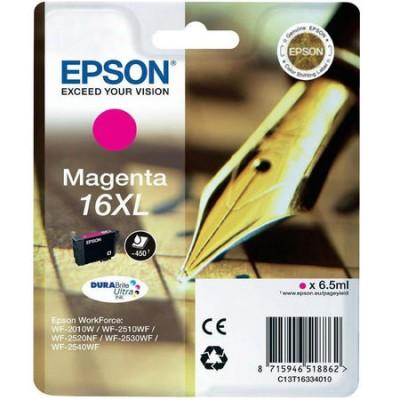 Epson (16XL-T1633) C13T16334020 Kırmızı Orjinal Kartuş