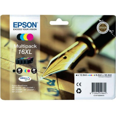 Epson (16XL-T1636) C13T16364020 Orjinal Kartuş Avantaj Paketi