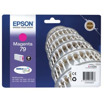 Epson (79-T7913) C13T79134010 Kırmızı Orjinal Kartuş