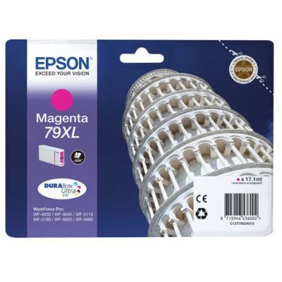 Epson (79XL-T7903) C13T79034010 Kırmızı Orjinal Kartuş Yüksek Kapasiteli