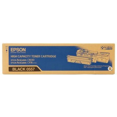 Epson (CX-16) C13S050557 Siyah Orjinal Toner