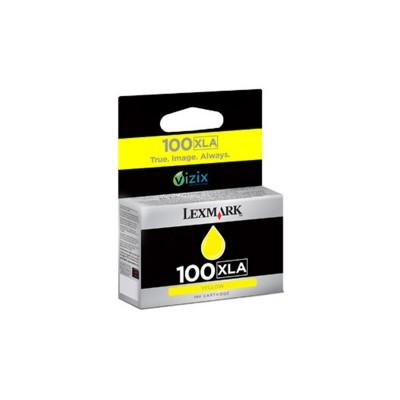 Lexmark (100XLA) 14N1095 Yellow Mürekkep Kartuş