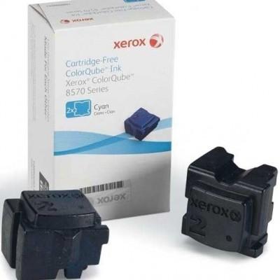 Xerox ColorQube 8570 - (108R00936) Mavi Orjinal Katı Mürekkep 2Li