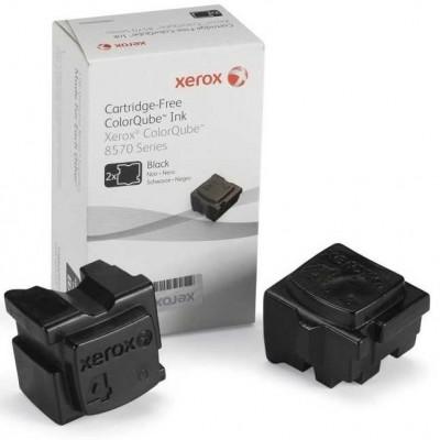 Xerox ColorQube 8570 - (108R00939) Siyah Orjinal Katı Mürekkep 2Li