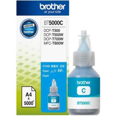 Brother BT5000C Mavi Orjinal Mürekkep