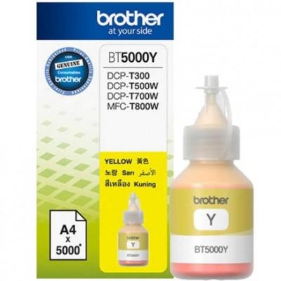 Brother BT5000Y Sarı Orjinal Mürekkep