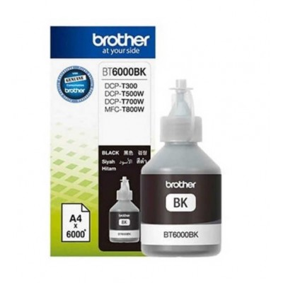 Brother BT6000BK Siyah Orjinal Mürekkep
