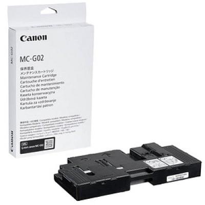 Canon MC-G02 G Serisi Orjinal Atık Kutusu G2420 G3420
