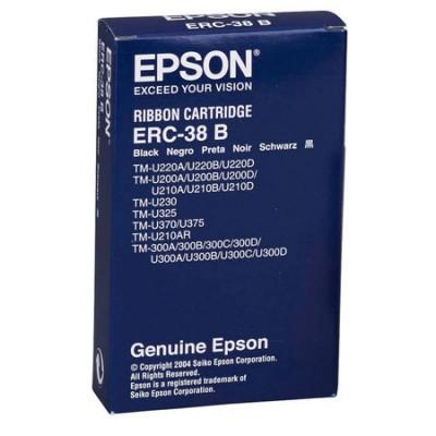 Epson (ERC-38) C43S015374 Orjinal Siyah Şerit