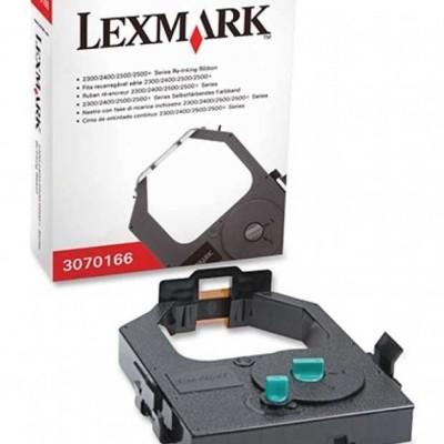 Lexmark 3070166 Siyah Orjinal Şerit