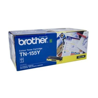 Brother TN-155Y Orjinal Sarı Fax Toner