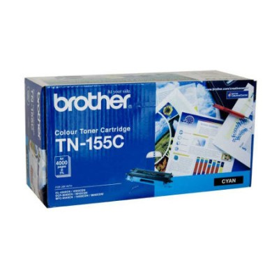 Brother TN-155C Orjinal Mavi Fax Toner