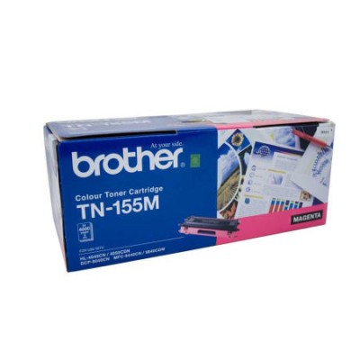 Brother TN-155M Orjinal Kırmızı Fax Toner