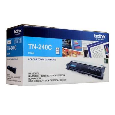 Brother TN-240C Orjinal Mavi Toner