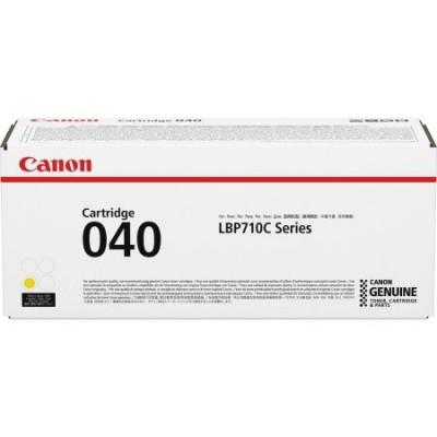 Canon  CRG-040Y Orjinal Sarı Toner