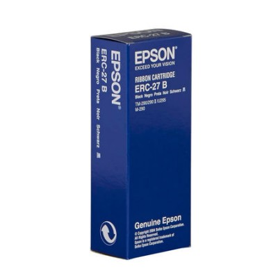 Epson ERC-27 Siyah Şerit