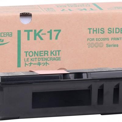 Kyocera Mita TK-17 Orjinal Toner