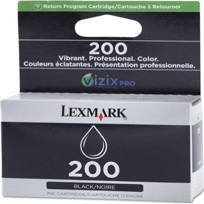 Lexmark (220) 14L0173A Siyah Orjinal Kartuş