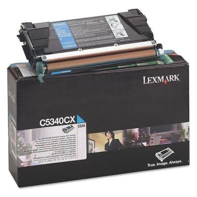 Lexmark (C534) C5340CX Mavi Orjinal Toner