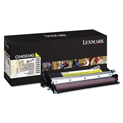 Lexmark (C540) C540X34G Sarı Orjinal Developer Ünitesi