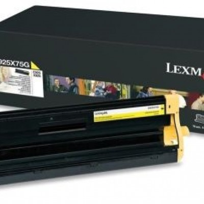 Lexmark (C925) C925X75G Sarı Orjinal Drum Ünitesi
