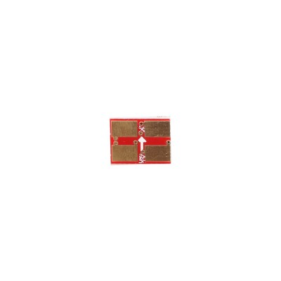 Samsung CLP-300 Toner Chip Kırmızı CLX-2160-2161-3160-3116 (1.000 Sayfa)