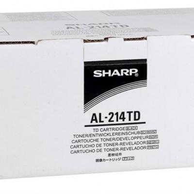 Sharp AL-214TD Orjinal Toner&Developer