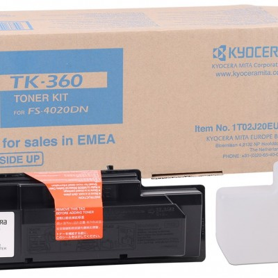 Kyocera Mita TK-360 Orjinal Toner