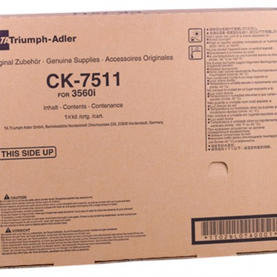 Utax (CK-7511) CD3560İ-3561İ Triumph-Adler Orjinal Toner