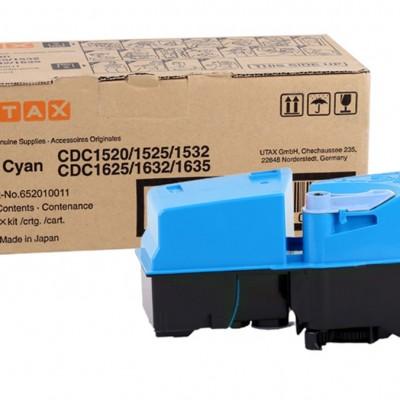 Utax CDC-1520-1526-1532 / Triumph Adler DCC-2525-2520 Orjinal Mavi Toner