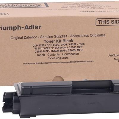 Utax CDC-1626-1726-3726 / Triumph Adler DCC-5526-6526 Orjinal Siyah Toner