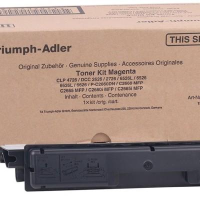 Utax CDC-1626-1726-3726-4726 / Triumph Adler DCC-5526-6526 Orjinal Kırmızı Toner