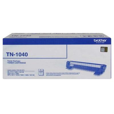 Brother TN-1040 Siyah Orjinal Toner