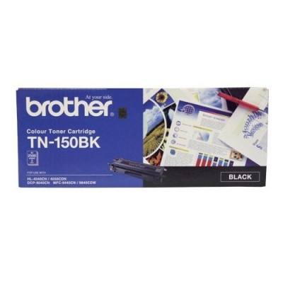 Brother TN-150BK Siyah Orjinal Toner