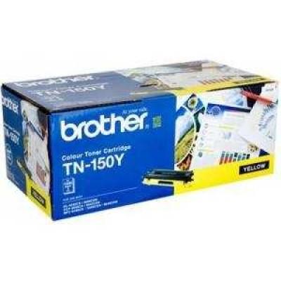 Brother TN-150Y Sarı Orjinal Toner