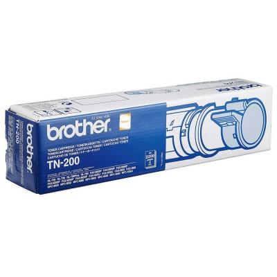 Brother TN-200 Siyah Orjinal Toner