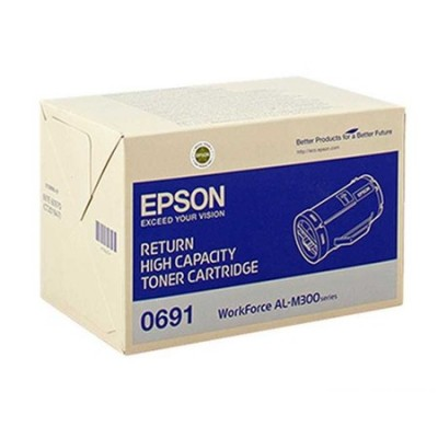 Epson AL-M300 (C13S050691) Siyah Orjinal Toner Yüksek Kapasiteli