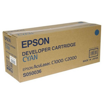Epson C1100 (50036) Mavi Orijinal Toner