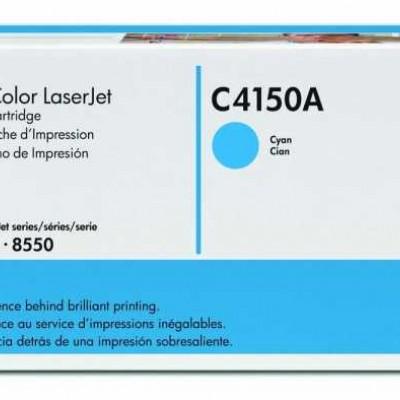 Hp C4150A Mavi Orjinal Toner